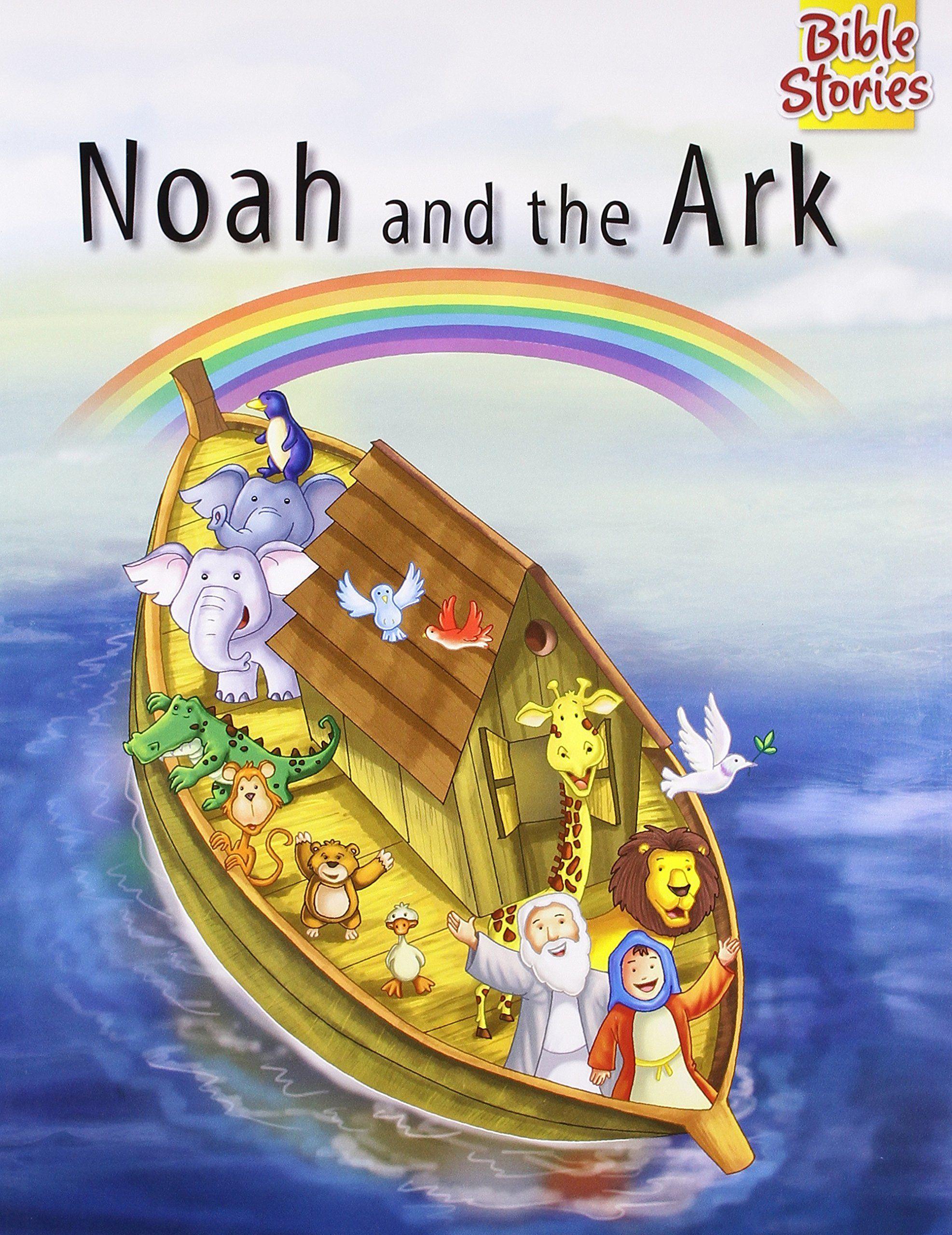 Noah & the Ark (Bible Stories Series) Amazon.co.uk