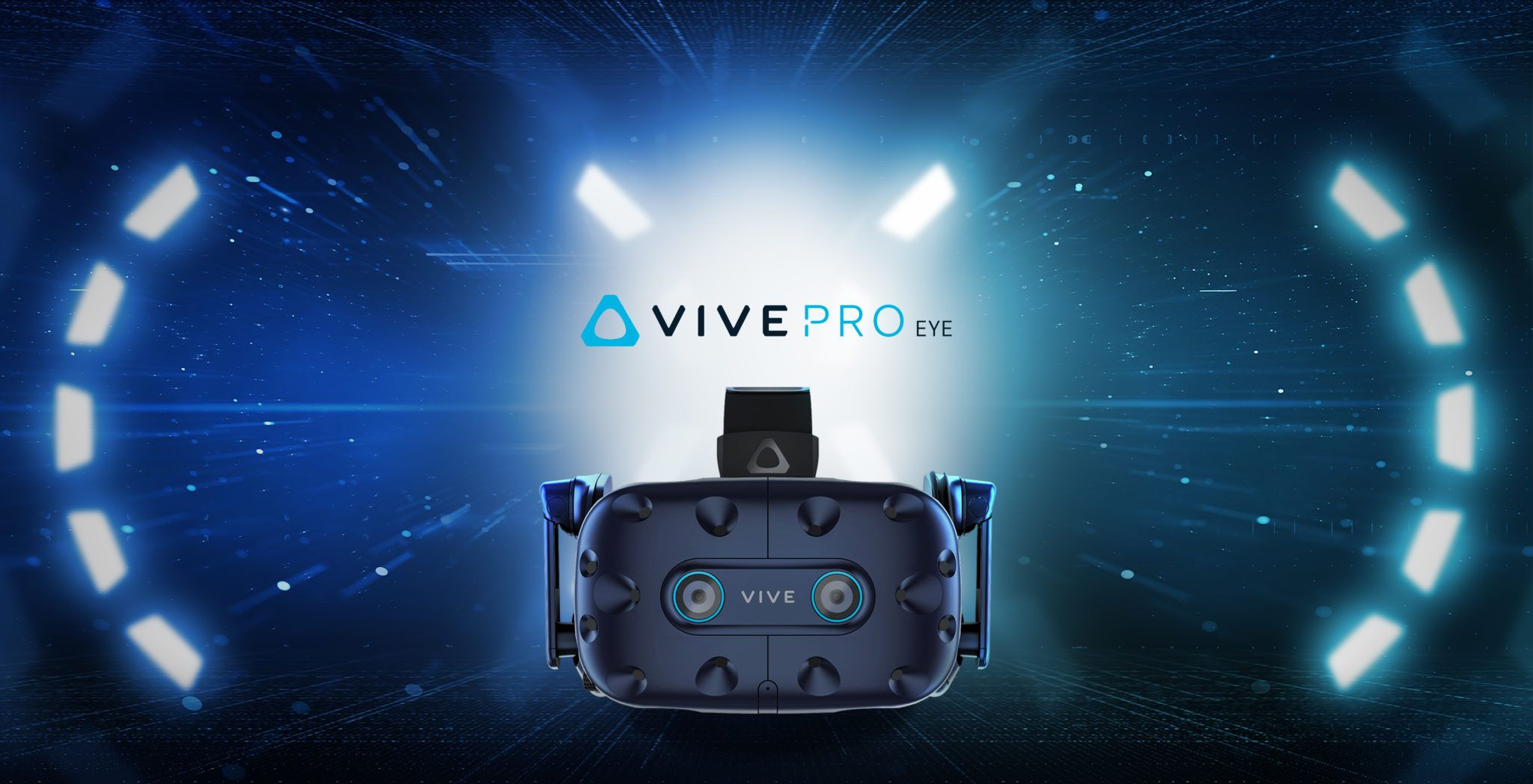 Htc Vive Pro Eye Goes On Sale In Europe Starting From 1499 Dr Wong Emporium Of Tings Web Magazine Virtual Reality Virtual Reality Headset Vr Headset