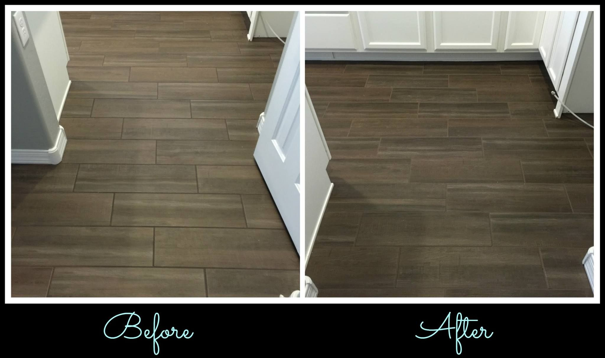 Color sealing grout lines on wood look tile pv interiors tile color sealing grout lines on wood look tile doublecrazyfo Gallery