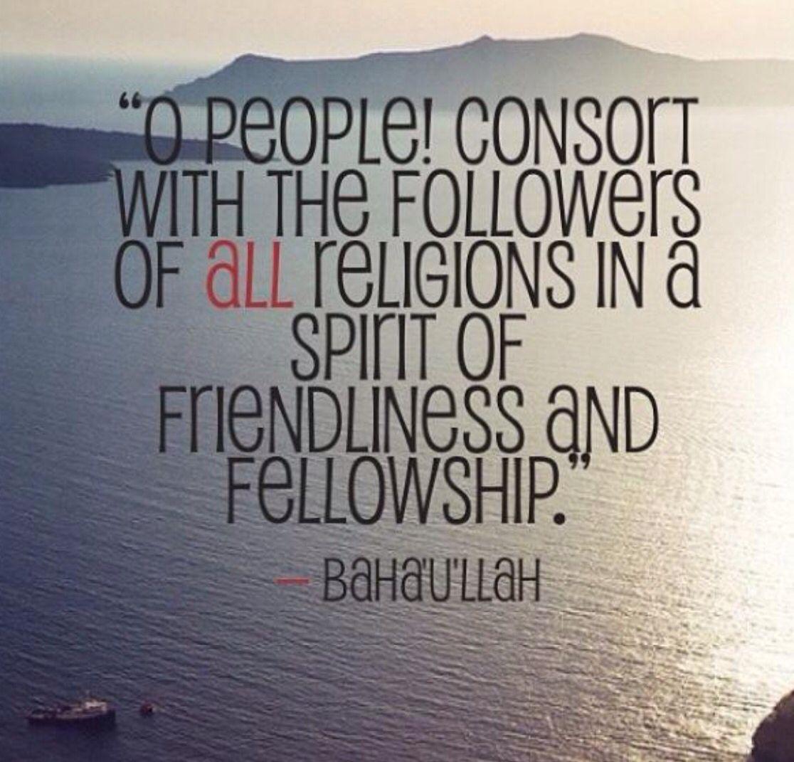 Bahai writings