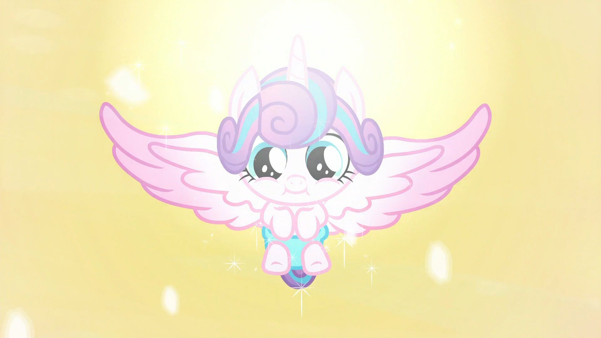 The Crystalling Of Flurry Heart - My Little Pony: Friendship Is ...