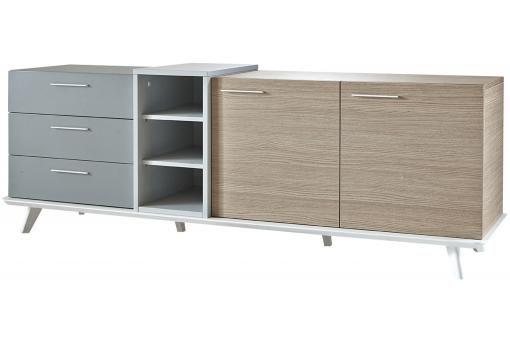 Un Max De Rangements A Travers Un Meuble De Qualite Buffet Design Bahut Design Mobilier De Salon