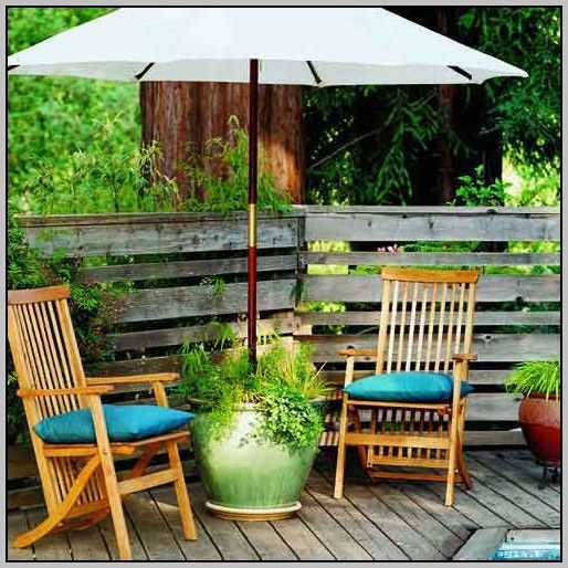 Square Patio Umbrella Stands Garden Pinterest Patio umbrellas