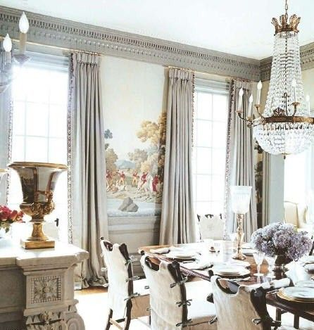 THE EAST WING DINING ROOM