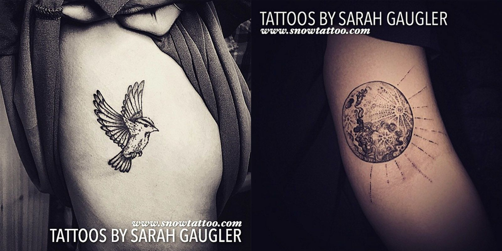 Whether you're covered in tats or prefer to remain ink-free, there's no denying tattooing is an art.