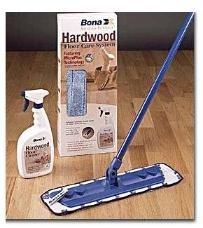 Bona mop. Does great w/ my wood and tile floors. Who would have ...