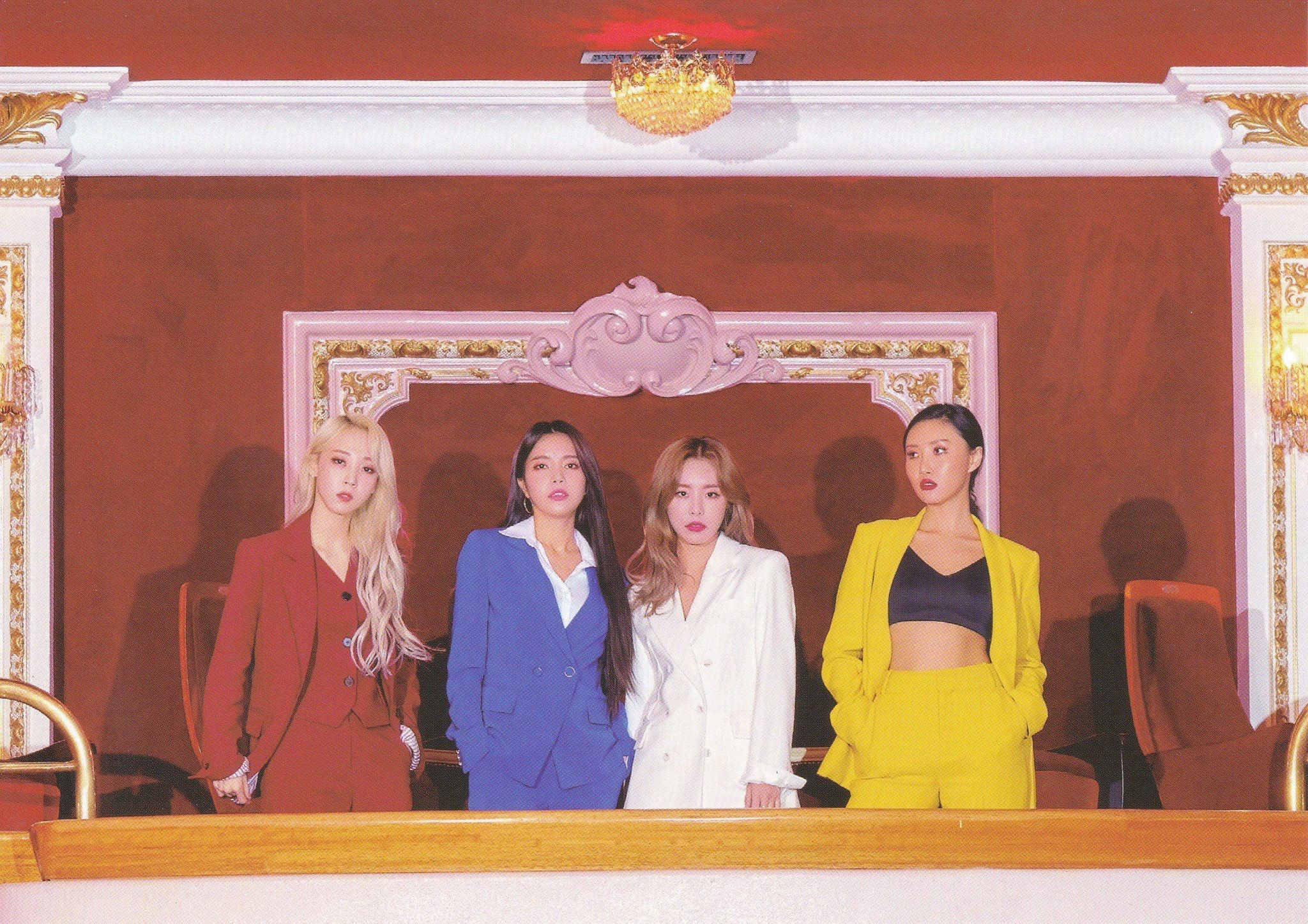 4 Seasons Group mamamoo | 4 seasons concert f/w (with images) | mamamoo