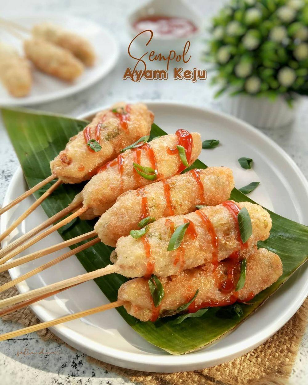 Resep Sempol C 2020 Brilio Net Instagram Rabbit Inthekitchen Instagram Hazhiyahrf Di 2020 Makanan Dan Minuman Resep Makanan Ringan Manis