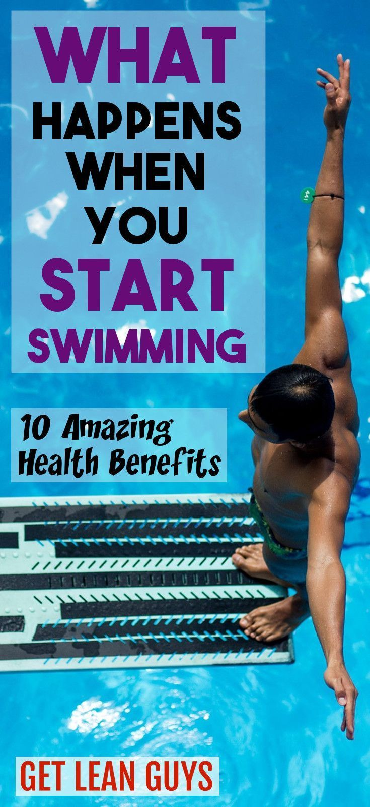 What Happens When You Start Swimming 10 Amazing Health Benefits