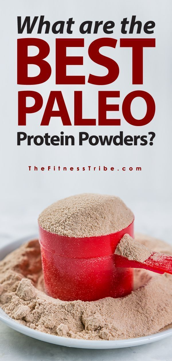 3 Best Paleo Protein Powders of 2020 Reviewed  The Fitness Tribe