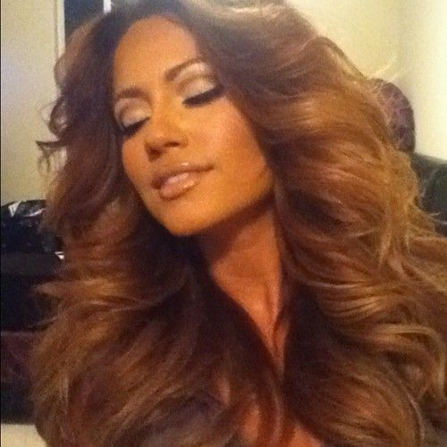 Thick 70 S Waves I Love This And Her Makeup Is Perfection Disco Hair Hair Styles Long Hair Styles