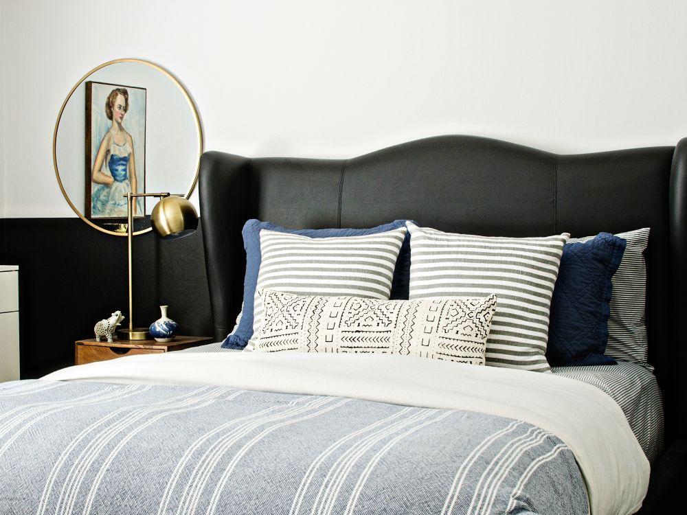 15 Luxueuses Chambres A Coucher Decorees En Noir Et Dore Faire