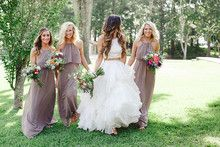 Show Me Your Mumu bohemian wedding: Cammy and Nick | Browse Wedding & Party Ideas | 100 Layer Cake