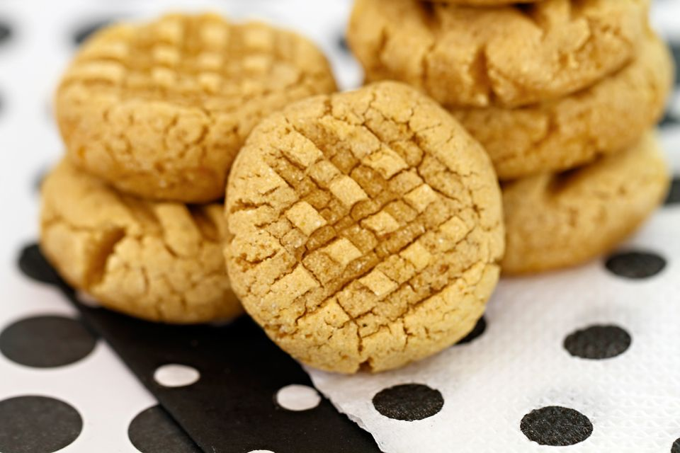 Recipe Peanut Butter And Banana Dog Cookies Dog Biscuit Recipes