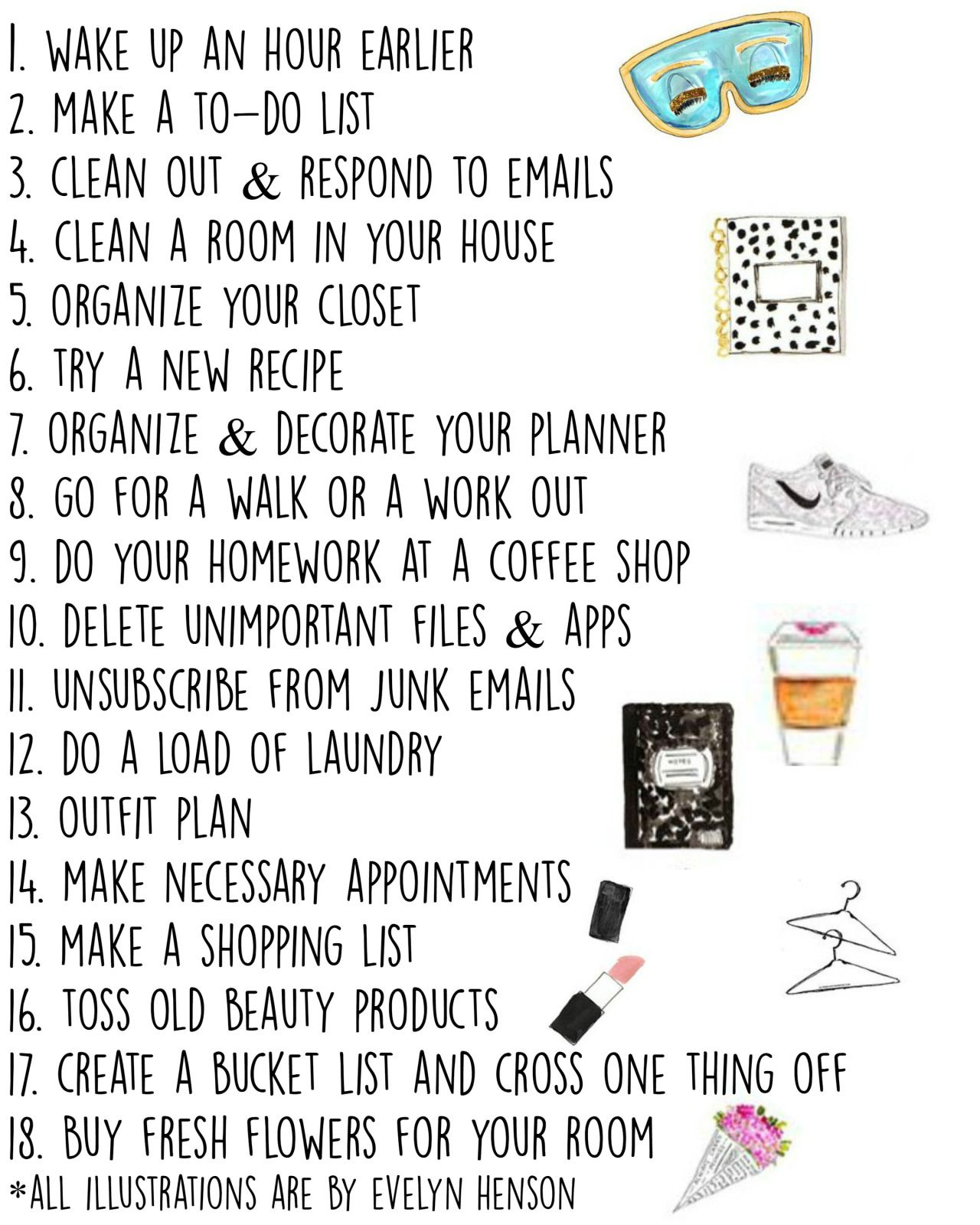 Cute To Do List With Images