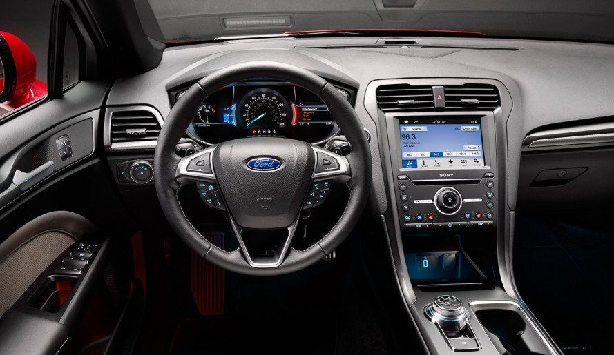 The New 2017 Ford Fusion Energi Plug In Hybrid Is Sharper
