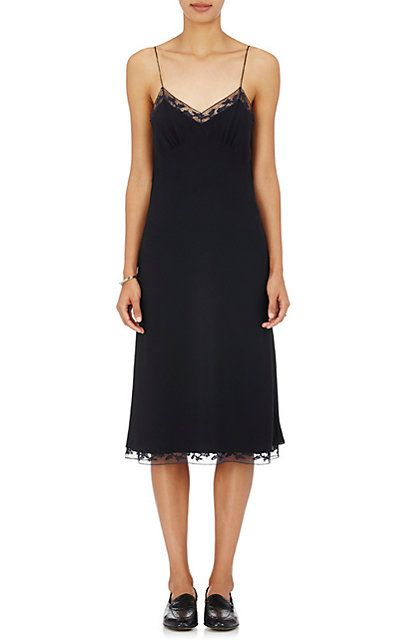 The Row Santi Silk Slip Dress - Dresses - 504928324