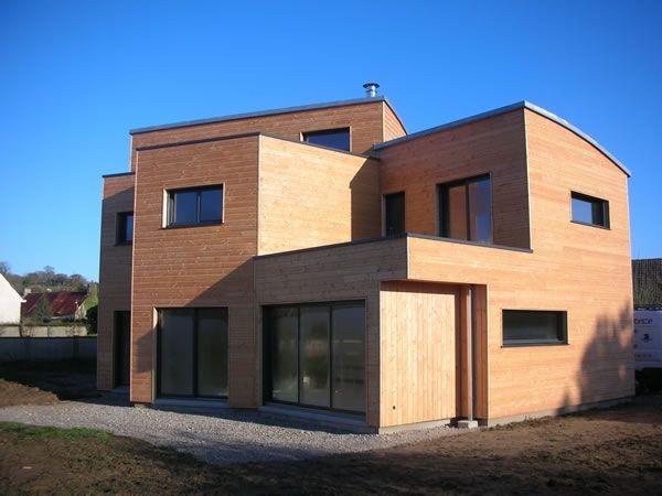 Ecoxia, constructeur de maisons bois passives ou Bepos avec l