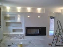 Pareti divisorie cartongesso decorative per interni for Idee per pareti divisorie