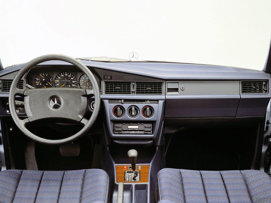 Mercedes-Benz 190 E (W201) '1988–93