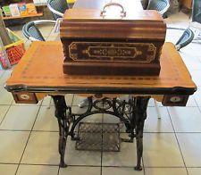 Machine A Coudre Ancienne F Bardet Carcassonne Avec Images Tables De Couture Carcassonne Machine A Coudre
