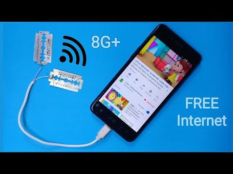 Get Unlimited Free Internet Without Sim Card 8g Super Speed Make Free Wifi At Home 2019 Youtube Free Energy Generator Free Wifi Energy Tech