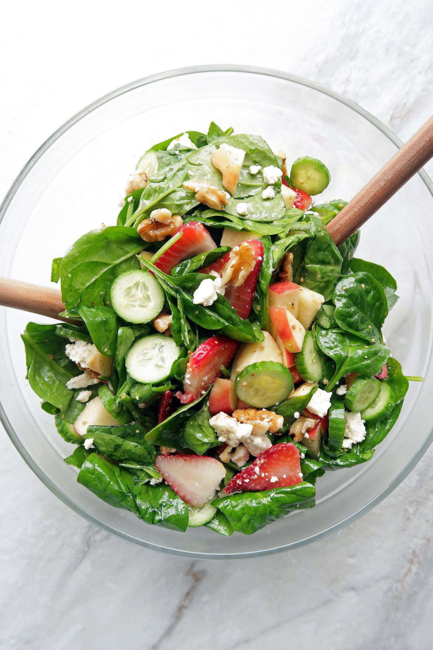 5 Crisp, Fresh Spring Salads pictures