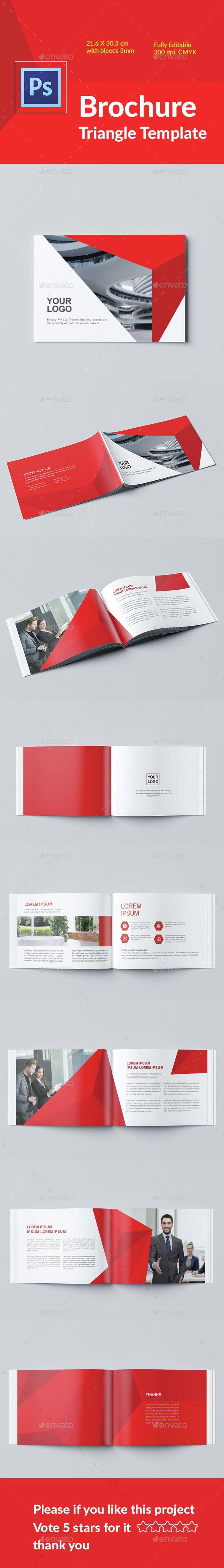 Brochure Template Polygan   Arquitectura