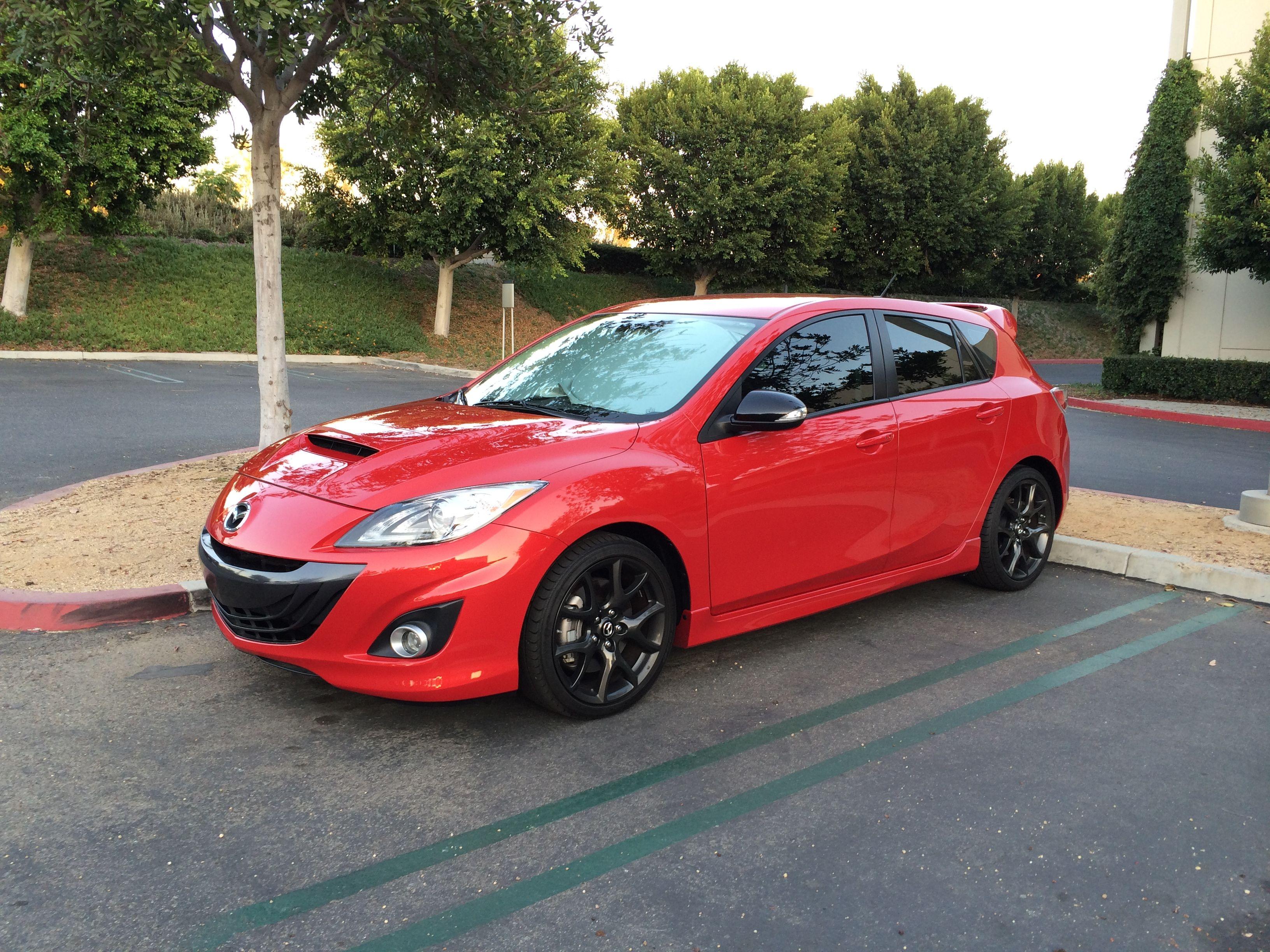 """Demon,"" 2013 Mazdaspeed3."