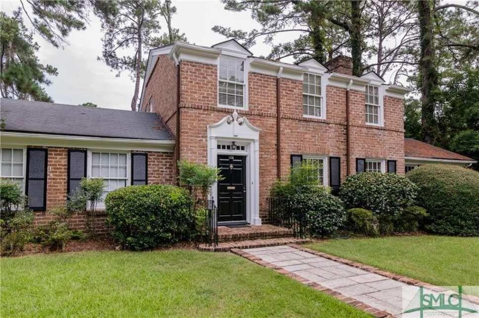 1954 Colonial Revival - Savannah, GA - $369,000   Old ...