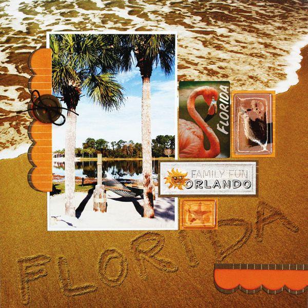 Florida Scrapbooking Supplies, Florida Scrapbooking Ideas ...