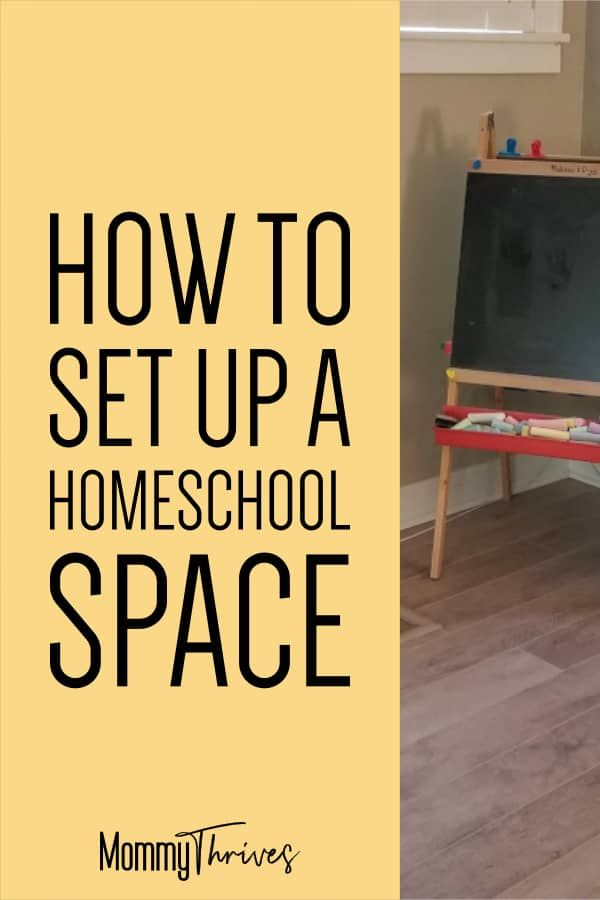 Photo of How To Create A Homeschool Space In Your Home – Mommy Thrives
