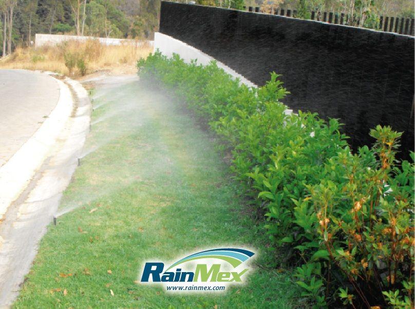 Ingeniería Diseño Instalación Y Mantenimiento De Sistemas De Riego Por Aspersion Automatizados Diseño De Jardines Y Muros Verde Landscape Country Roads Road