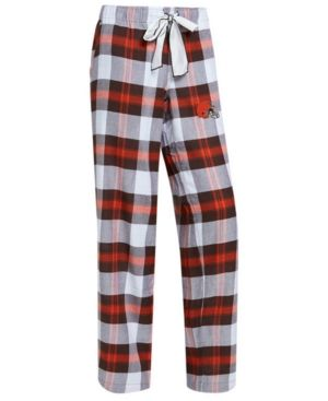 d3ff3975 Concepts Sport Women's Cleveland Browns Headway Flannel Pajama Pants ...