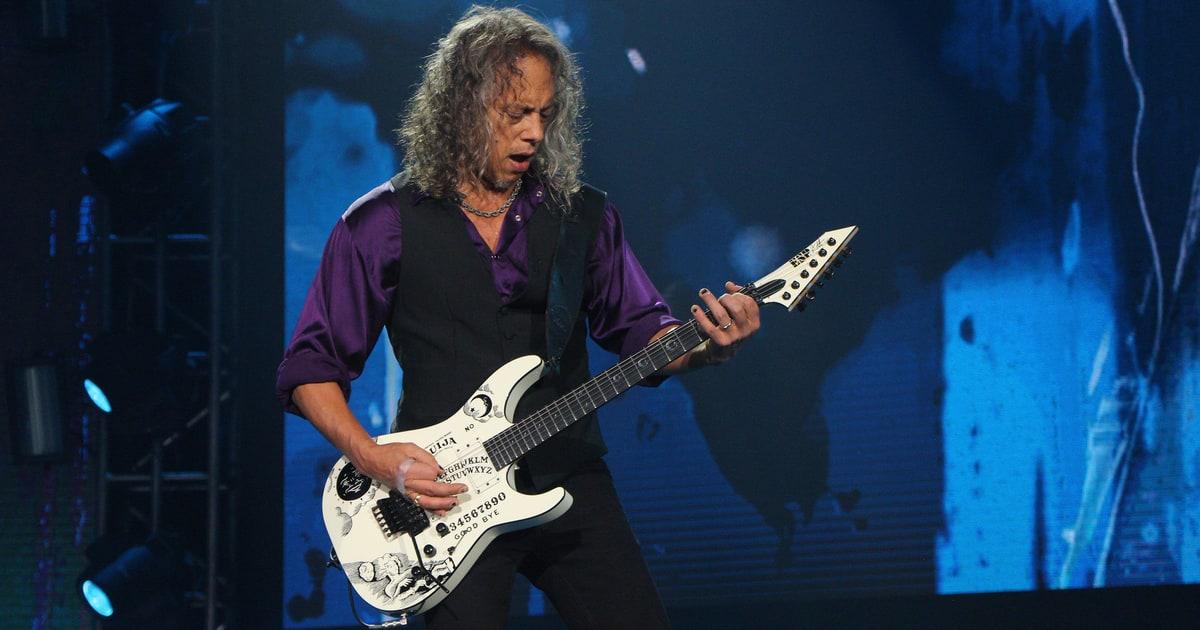 Metallica's Kirk Hammett on Trump Speech: 'Reject American Carnage' rite.ly/ji8s