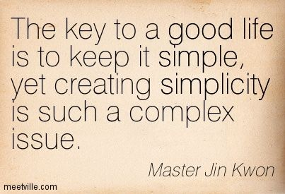 Quotes Of Master Jin Kwon About Life Conscious Simple