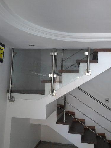 pasamanos,barandas, escaleras en acero inoxidable decorativo