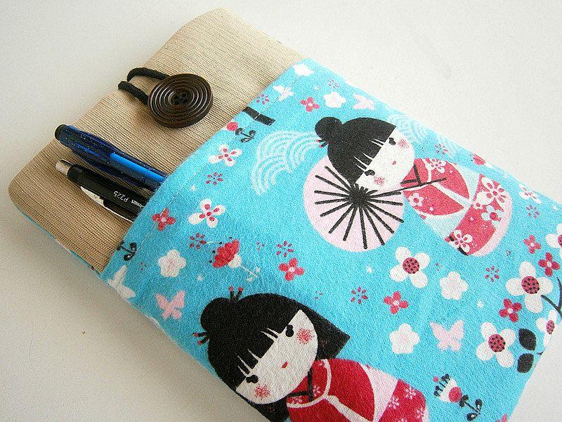 Ipad mini  case Ipad mini cover Ipad mini sleeve with by sewwonder