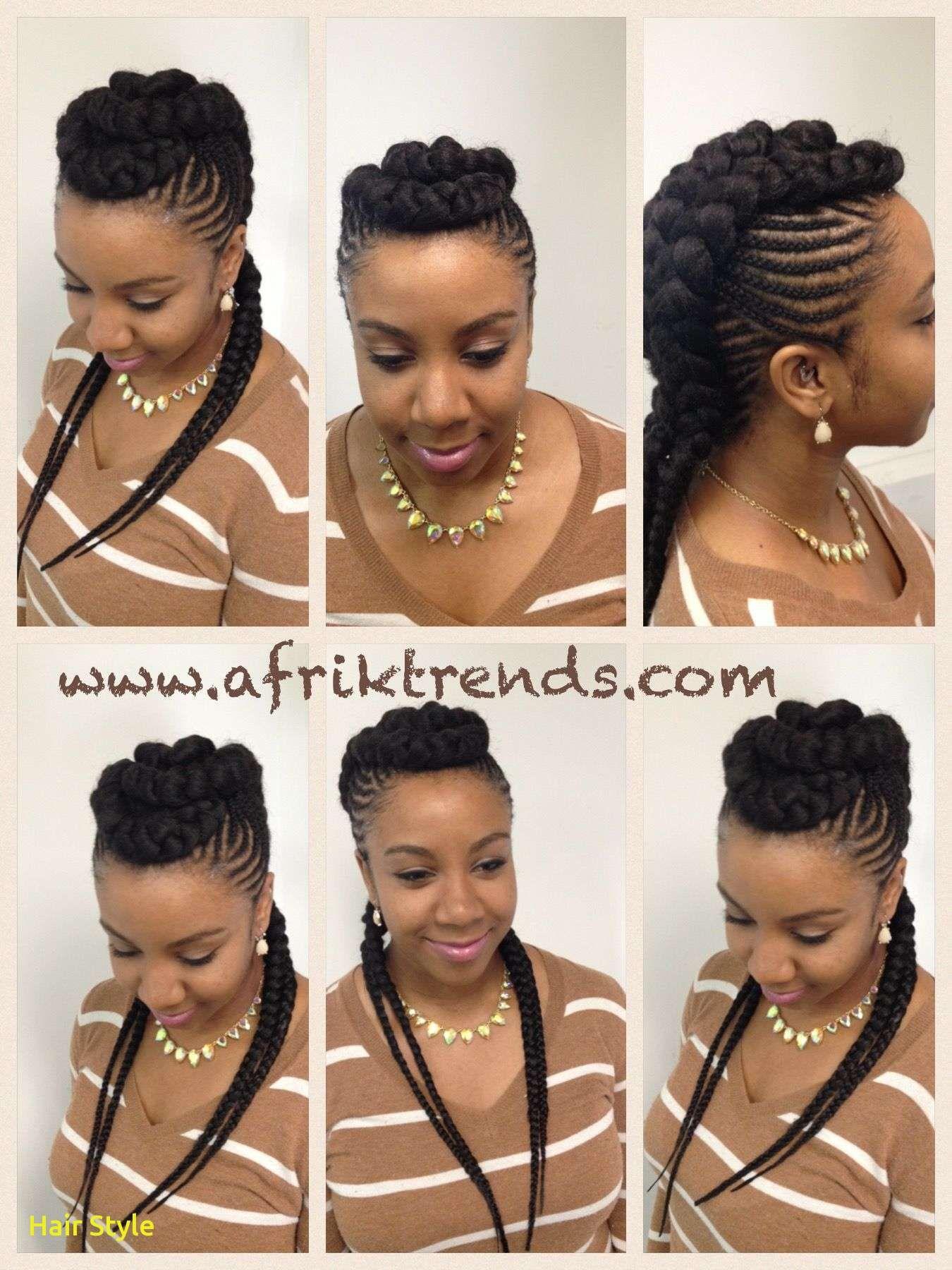 Elegante Schwarze Frauen Mohikaner Haar Arten Frisuren Mohawk Frisur Und Neue Frisuren