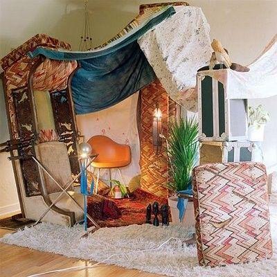 Kolette Kern Wanna Make A Living Room Fort