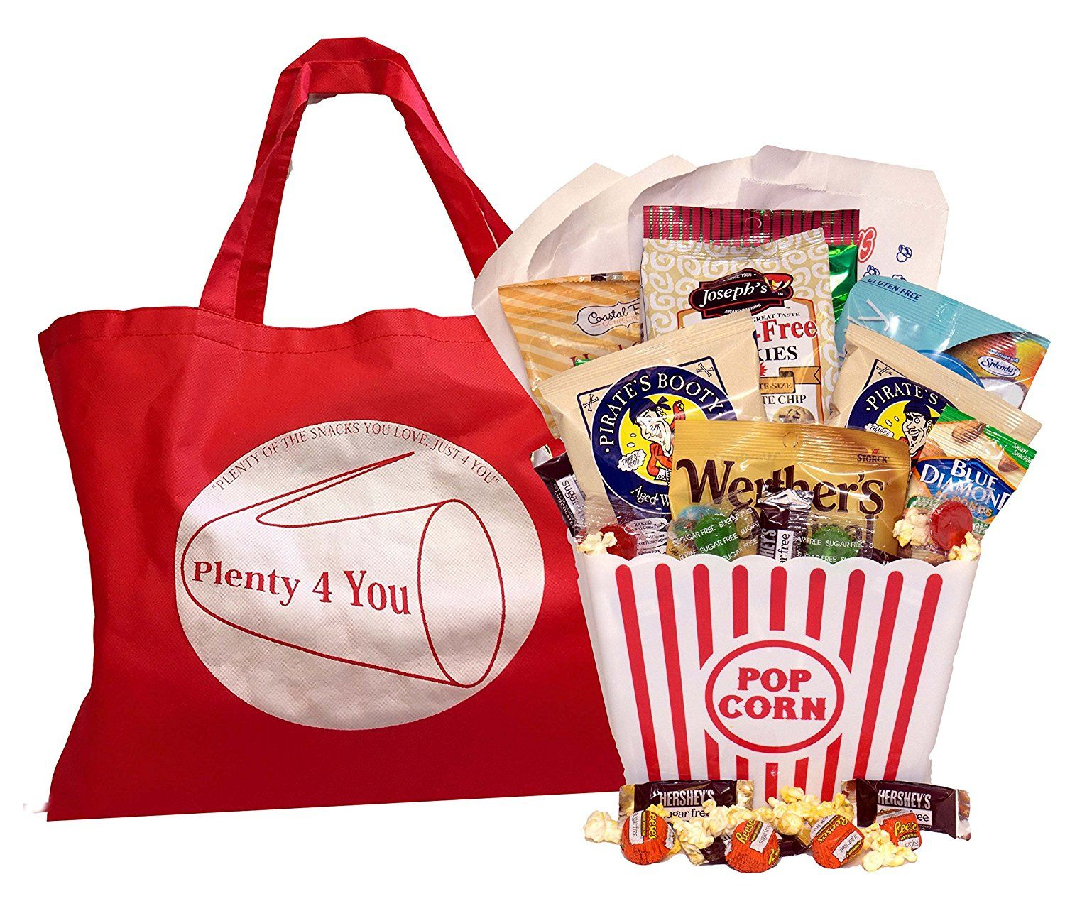 Plenty 4 you ultimate sugar free guilt free movie night gift plenty 4 you ultimate sugar free guilt free movie night gift bucket negle Gallery