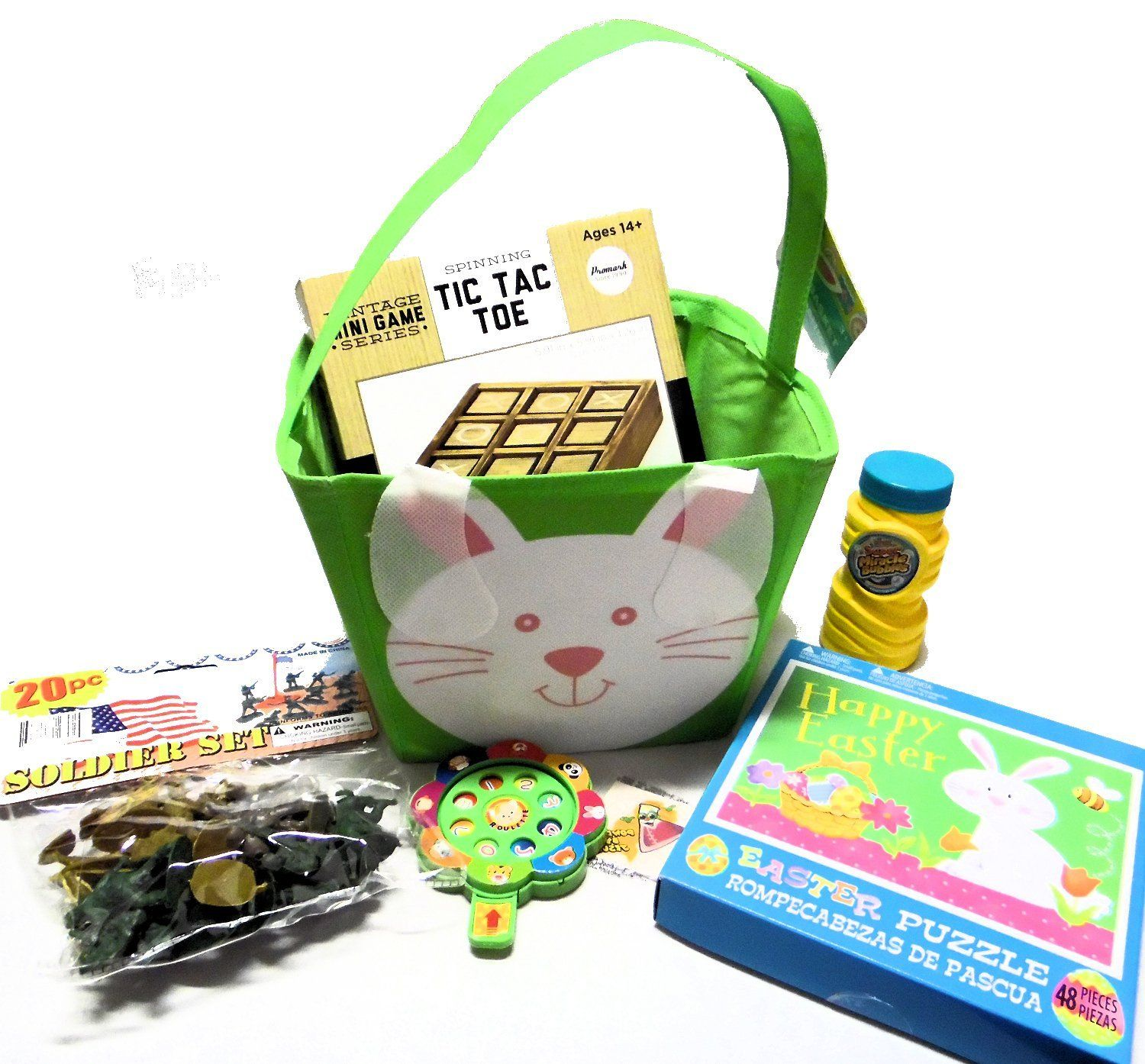 Amazon easter gift basket with tic tac toe easter puzzle amazon easter gift basket with tic tac toe easter puzzle army negle Image collections