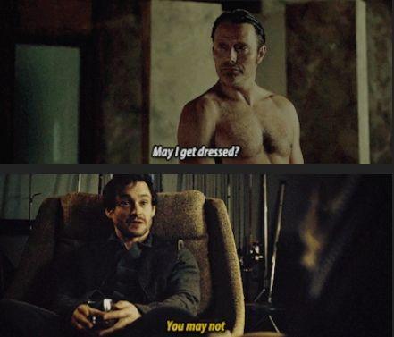 Hannibal nude