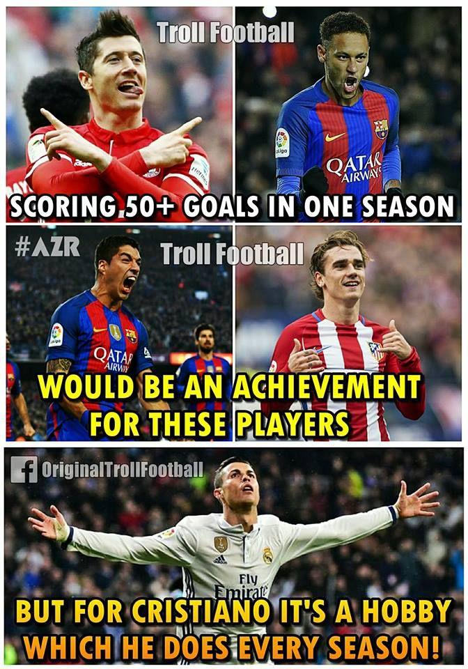 Just Cristiano Ronaldo Things Via Real Madrid Ruling Clubs Since 1902 Ronaldo Memes Football Jokes Cristiano Ronaldo Memes