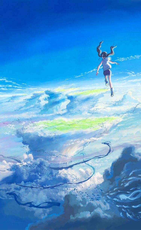 映画 天気の子 公式サイト アニメの風景 風景 Iphone 壁紙 アニメ