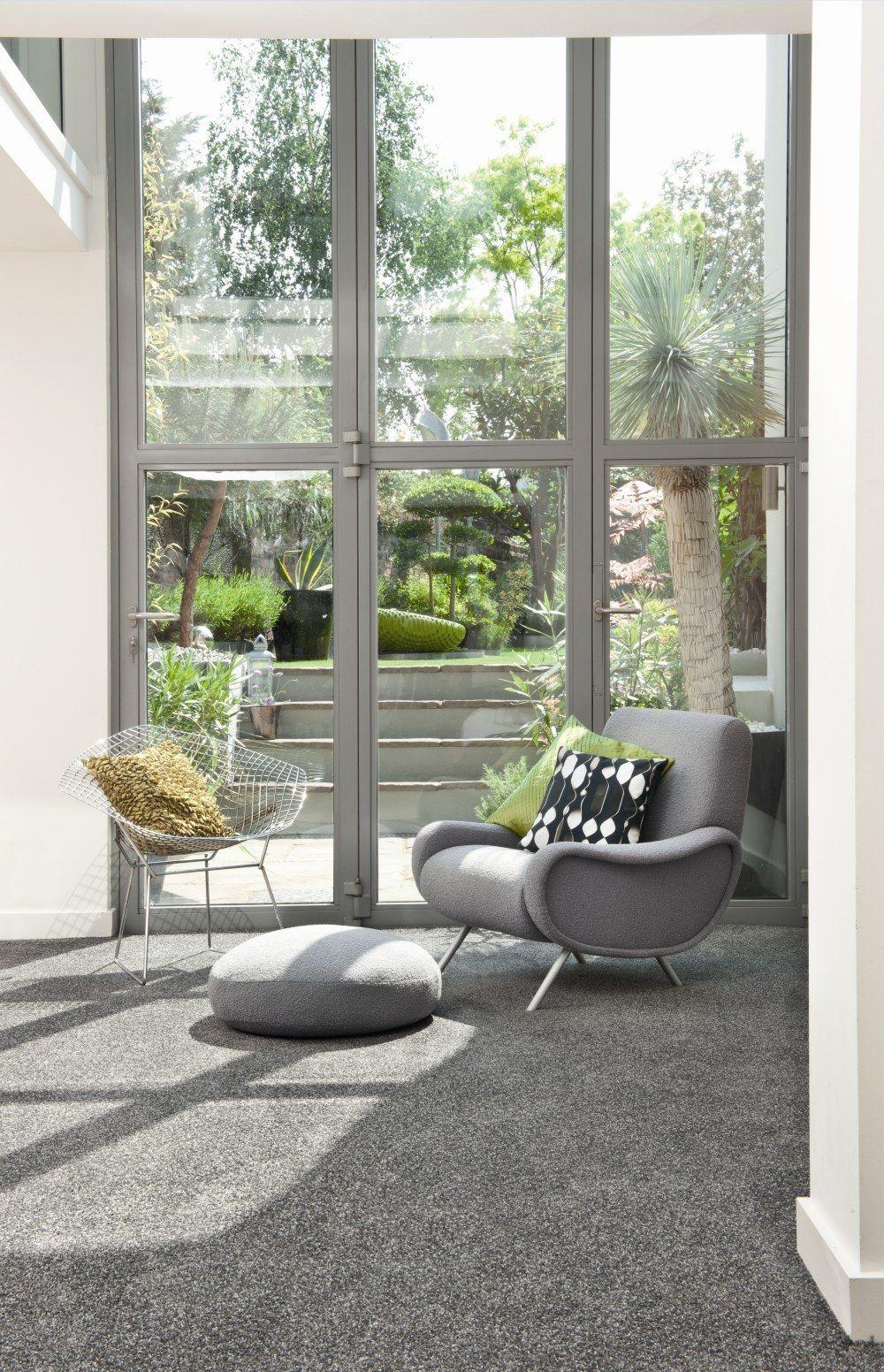 Grey Carpet The Colour Of Concrete Grey Carpet Living Room Living Room Decor Gray Bedroom Carpet