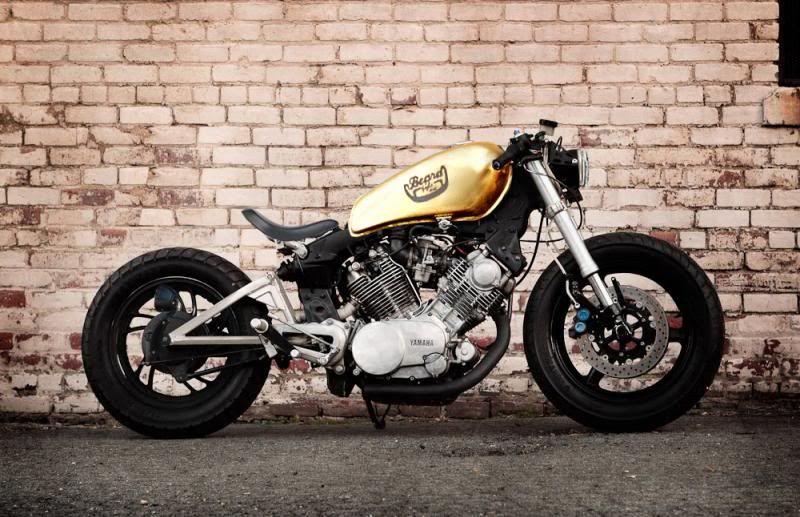 1982 Virago A Bobber Build Stanceworks Virago Cafe Racer Yamaha Virago Bobber Motorcycle