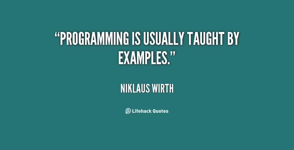Programming Quotes. QuotesGram Programming quote, Quotes