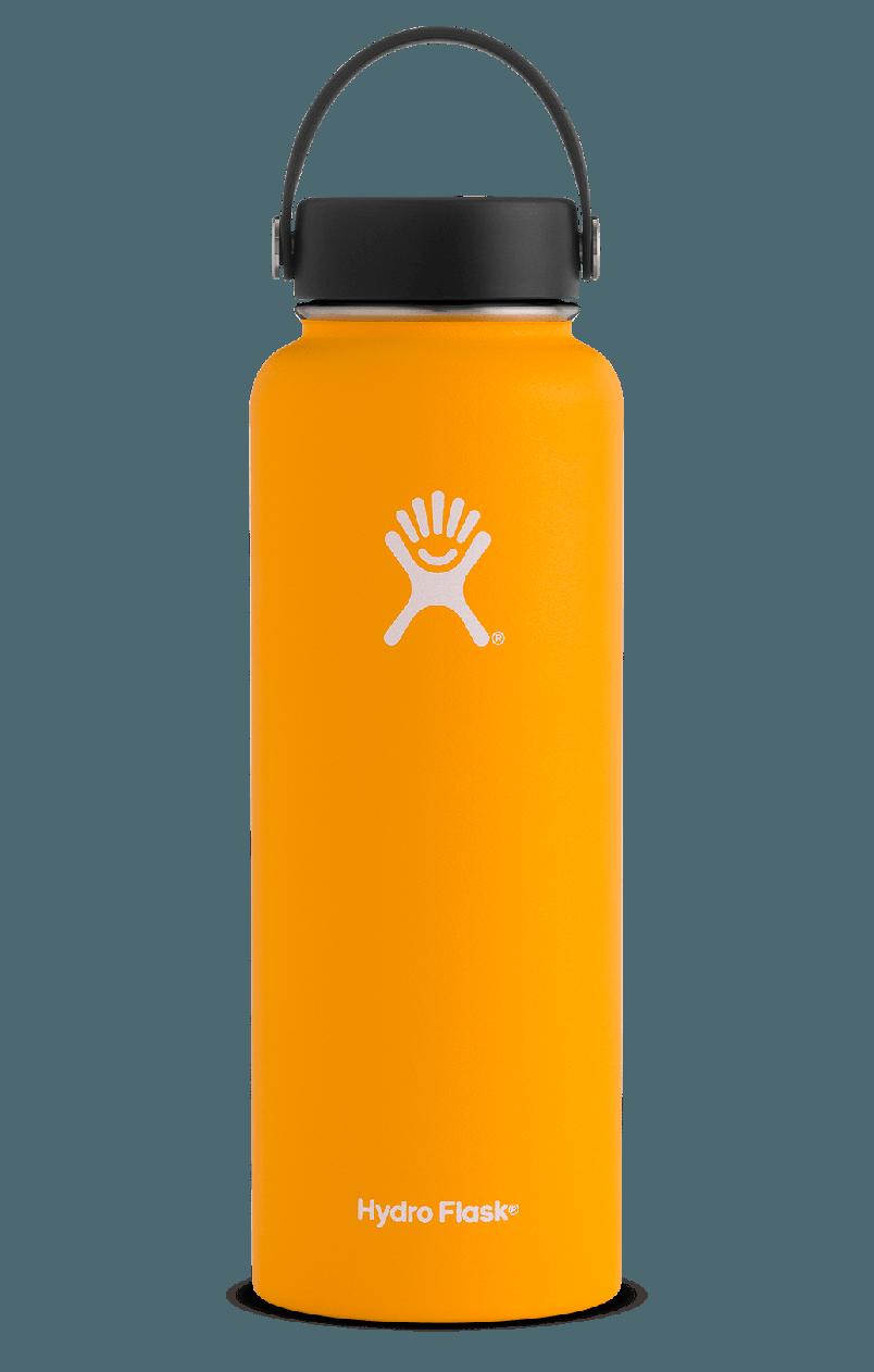 40 Oz Wide Mouth Hydro Flask Bottle Hydro Flask Water Bottle Water Bottle