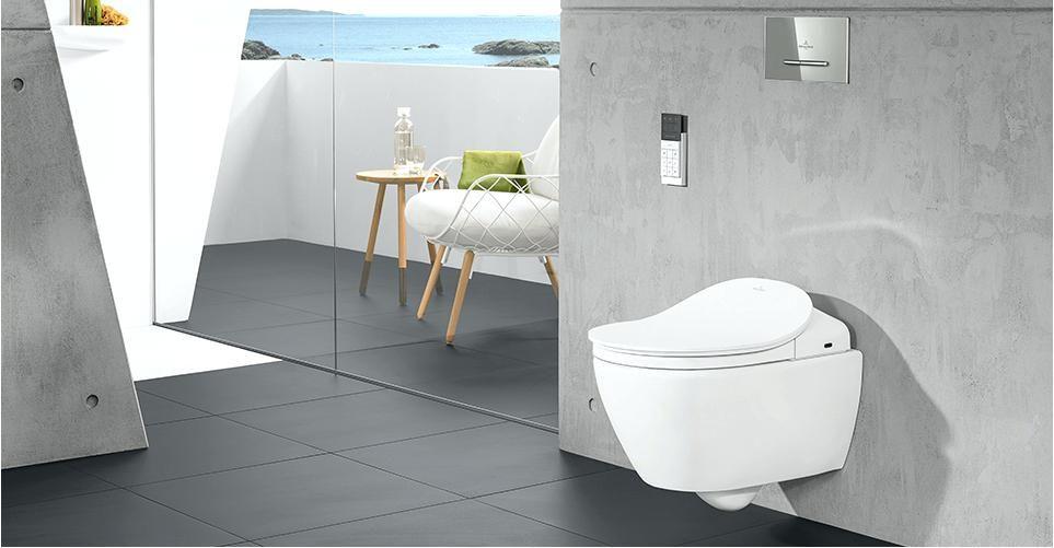 Bidet Wc Kombination Viclean Shower Toilets Villeroy Boch Combined Uk